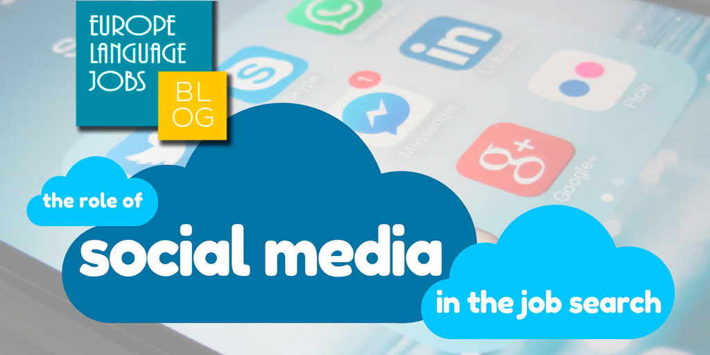 social media and the jobseeker