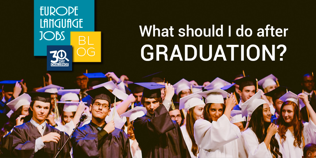 Career tips for students after graduation